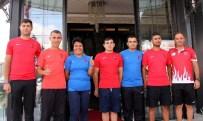BEDENSEL ENGELLILER - Olimpiyatlara Çankaya'dan 9 Sporcu