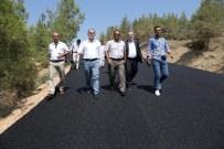 KARAKURT - Pamukkale Belediyesi'nden Yeni Yollar