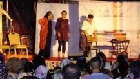 BALANS - Serik'te 'Hep Gül Aysel' Oyunu Sahnelendi