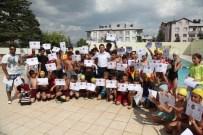 Seydişehir Belediyesi Yüzme Kursları Sertifika Töreni İle Sona Erdi