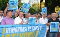 HALKLARIN DEMOKRATİK PARTİSİ - STK'lar Barış İçin Toplandı