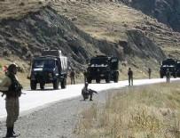 KESKİN NİŞANCI - Şırnak'ta 2 terörist ölü ele geçirildi