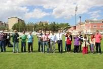 ŞİZOFRENİ HASTASI - TRSM, Hastaları Model Uçak Uçurdu