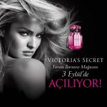FENOMEN - Victoria's Secret İlk Mağazasını Forum Bornova'da Açıyor