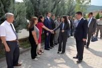 SINAN ACAR - Yalova Valisi Yılmaz'dan Termal'e Ziyaret
