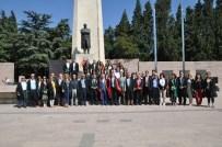 MAHKEME BAŞKANI - Yeni Adli Yıl Törenle Açıldı