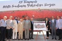 MEHTER TAKIMI - '15 Temmuz' Sergisine Mehteranlı Açılış