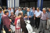 AKŞEHİR BELEDİYESİ - Akşehir'de Engellilere Çifte Bayram