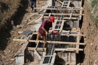 SEMT PAZARI - Başiskele'de Modern Kapalı Pazar Alanının Çalışmaları Sürüyor