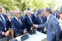 KIBRIS BARIŞ HAREKATI - Başkan Gürlesin'den Gazilere Bayram Hediyesi