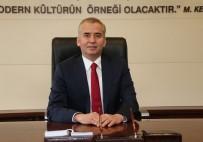 MANEVIYAT - Başkan Osman Zolan'dan Kurban Bayramı Mesajı