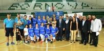 EDREMIT BELEDIYESI - 'Becker Kararver Cup'ta Kupa Bornova Beckerspor' Un