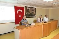 BELEDİYE ÇALIŞANI - Belediye İş Sağlığı Ve Güvenliği Kurulu Toplandı