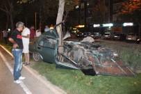 AHMET ÖZCAN - Bu Otomobilden Sağ Çıktı