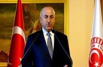 MÜZAKERE - Çavuşoğlu Ve Lavrov, Suriye'yi Görüştü