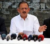 TAŞERON İŞÇİLİK - Çevre Ve Şehircilik Bakanı Özhaseki'den Üçüz Kardeş Benzetmesi Açıklaması