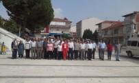TUR YıLDıZ BIÇER - CHP Kuruluşunu Kutladı