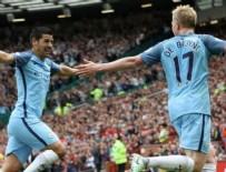 JOSE MOURİNHO - Sezonun ilk Manchester derbisinin galibi Man City