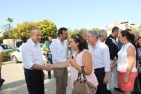 ALI ÇAĞLAR - Didim'de Belediye Personeli Bayramlaştı