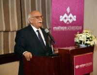MALTEPE ÜNIVERSITESI - Dünyaca Ünlü Filozoflar, İnsanlığın Sorunlarını İstanbul'da Tartıştı