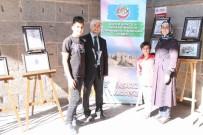 MAZLUM - Ensar Derneği Suriyeliler İçin Karikatür Sergisi Açtı