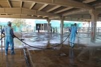TEMİZLİK ARACI - Eyyübiye Belediyesi Kurban Bayramına Hazır