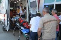 MURAT ÇELIK - Fatsa'da Patpat Kazası Açıklaması 3 Yaralı