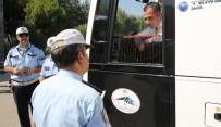 YOLCU TAŞIMACILIĞI - Gaziantep Polis Sürücüleri Uyardı