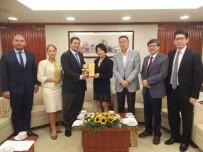 ALIM GÜCÜ - Hong Kong'da Türk Balıkları Tanıtıldı