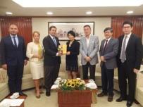 ALIM GÜCÜ - Hong Kong'da Türk Balıklarına Görkemli Tanıtım