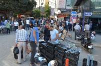 DOĞUBEYAZıT - Iğdır'da Bayram Öncesi Pazar Kuruldu