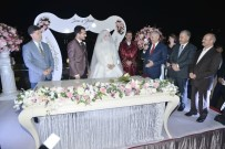 MEHMET KıLıÇLAR - Keçiören Belediye Başkanı Mustafa Ak'ın Oğlunun Nikah Şahidi, Başbakan Yıldırım Oldu