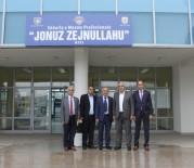 ÇALIŞMA BAKANI - Kosova'da İstihdam Bursa İle Güçleniyor
