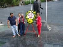 TUR YıLDıZ BIÇER - Kula'da CHP'nin 93'Üncü Yaşı Kutlandı