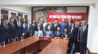 PEKIN - MHP Tepebaşı İlçe Yönetim Kurulu Onaylandı