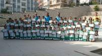YÜZME HAVUZU - Mudanya'da 475 Çocuğun Yüzme Sevinci