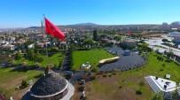 NEVŞEHİR BELEDİYESİ - Nevşehir Belediyesi 15 Temmuz Şehitler Anıtı Yaptı