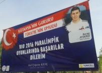 GÖRME ENGELLİLER - Recep Aydeniz, Hisarcık'ın Gururu, Türkiye'nin Umudu Oldu