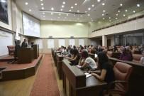 YEREL YÖNETİM - Tepebaşı'nın İzmir'den Konukları