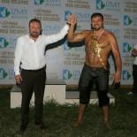 NEVZAT DOĞAN - 4. Altın Kemer Paşa Yağlı Güreşleri Başpehlivanı Şaban Yılmaz