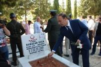 ASKERLİK ŞUBESİ - Adıyaman'da, Bayram Öncesi Şehitlik Ziyareti