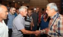 OSMAN HAMDİ BEY - Başkan Karaosmanoğlu, Gebze Büyükşehir Personeli İle Bayramlaştı