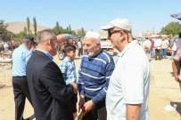 MESCID - Başkan Öztürk, Kurban Pazarını Ziyaret Etti
