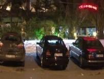 KARAAĞAÇ - Beyoğlu'nda silahlı saldırı