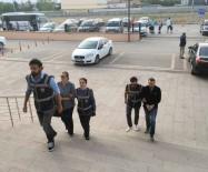 EMNİYET AMİRİ - Edirne'de FETÖ Soruşturması