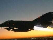 TÜRK HAVA KUVVETLERI - Kuzey Irak'a hava harekatı
