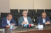 YASAL DÜZENLEME - Maliye Bakanı Ağbal: 'EDS sistemi devam ettirilmeli'