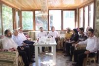 MUSTAFA YAMAN - Milletvekili Yılmaz Tunç'tan Şehit Ailelerine Ziyaret