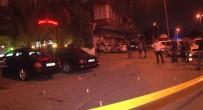 KARAAĞAÇ - Restorana Silahlı Saldırı Açıklaması 2 Yaralı