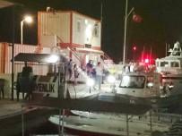 Sürat Motoru Kazasında Kaybolan Şahıs Bulundu